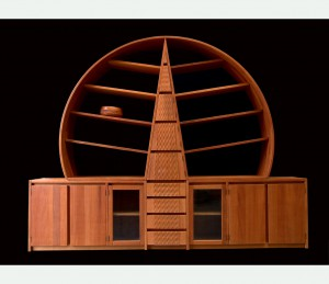 mueble tall ALPAMAYO 323x42x250h