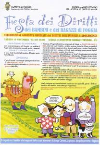 locandina festa 2005